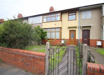 Thumbnail 3 bed terraced house for sale in Harewood Road, Preston