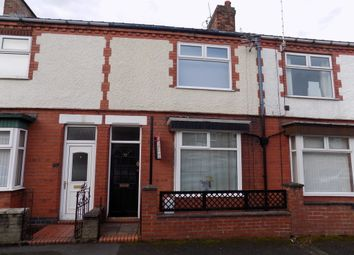 Thumbnail 2 bed terraced house for sale in Romanes Street, Northwich