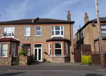Thumbnail 4 bed semi-detached house for sale in Percy Road, Mitcham Junction, Mitcham