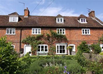 Thumbnail 4 bed terraced house for sale in St. Albans Road, Codicote, Hertfordshire