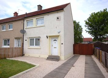 Thumbnail 2 bed end terrace house for sale in Devondale Avenue, Blantyre, Glasgow