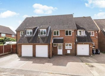 Thumbnail 3 bed terraced house for sale in Mill Close, Biggleswade, Bedfordshire, .