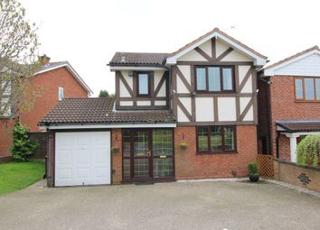Thumbnail 3 bed detached house for sale in Kestrel Grove, Willenhall