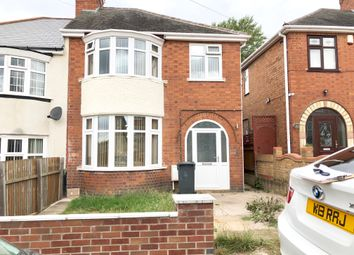 Thumbnail 3 bed semi-detached house to rent in The Approach, Leicester