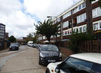 Thumbnail 3 bed flat to rent in Longnor Road, Stepney Green