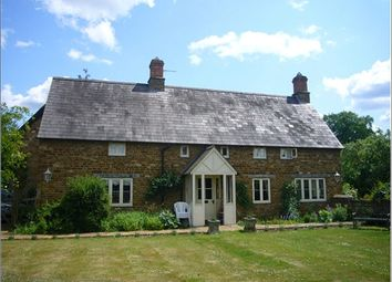 Thumbnail 2 bed cottage to rent in Main Road, Thenford, Banbury