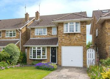Thumbnail 4 bedroom detached house for sale in Rectory Chase, Doddinghurst, Brentwood, Essex