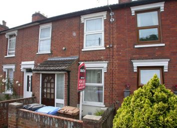 Thumbnail 2 bedroom terraced house for sale in 14 Alexandra Road, Ipswich, Suffolk