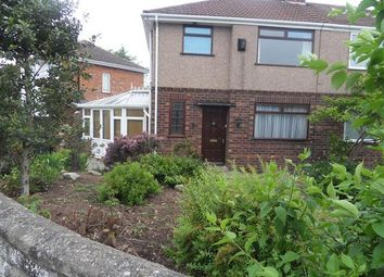 Thumbnail 3 bed semi-detached house to rent in Acre Road, Great Sutton, Ellesmere Port