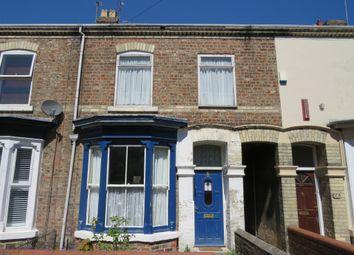 Thumbnail 2 bedroom terraced house for sale in Vyner Street, York