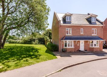 Thumbnail 5 bed detached house for sale in Chaffinch Road, Four Marks, Alton