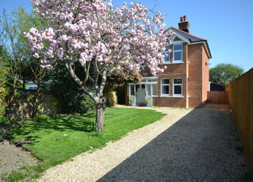 Thumbnail 3 bed detached house for sale in Langtry Place, Castle Road, Cowes