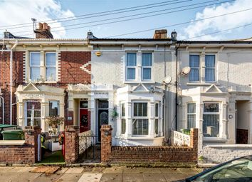 Thumbnail 3 bed terraced house for sale in Crofton Road, Portsmouth