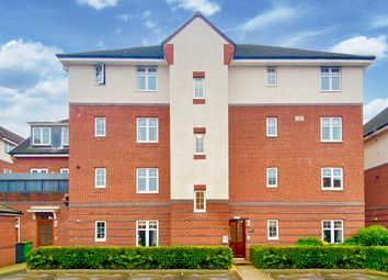 Thumbnail 2 bed flat for sale in Loveridge Way, Eastleigh