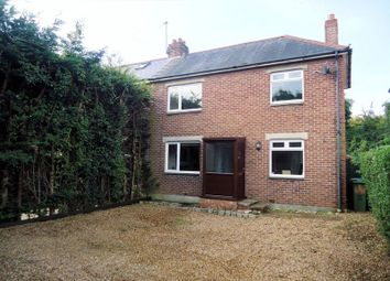 Thumbnail 2 bed end terrace house for sale in Gosport Road, Fareham