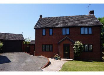 Thumbnail 5 bedroom detached house for sale in Gurdon Road, Woodbridge