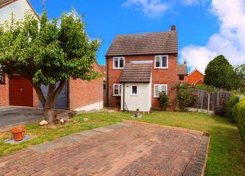 Thumbnail 3 bed detached house for sale in Bullfinch Close, Longridge Park, Colchester