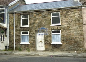 Thumbnail 3 bedroom terraced house to rent in Bethania Row, Ogmore Vale, Bridgend.