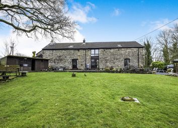 Thumbnail 5 bedroom barn conversion for sale in The Byre, Banwen, Neath