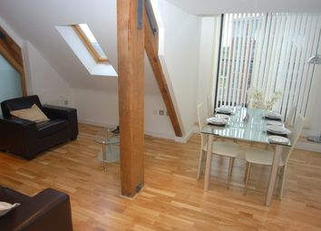 Thumbnail 2 bed flat to rent in Neptune Street, Leeds