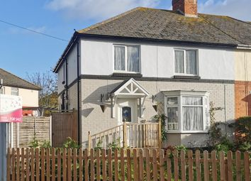 Thumbnail 4 bed semi-detached house for sale in Well Presented House On Corner Plot, Norfolk Road, Weymouth
