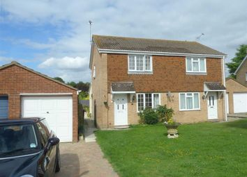 Thumbnail 2 bedroom semi-detached house to rent in Wynndale Close, Swindon, Wiltshire