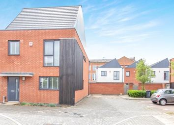 Thumbnail 4 bedroom detached house for sale in Wheatsheaf Way, Leicester, Leicestershire
