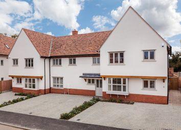 Thumbnail 3 bedroom end terrace house for sale in Hempstead Road, Radwinter, Saffron Walden