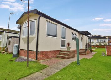 Thumbnail 1 bed mobile/park home for sale in Queens Avenue, Tower Park, Hullbridge