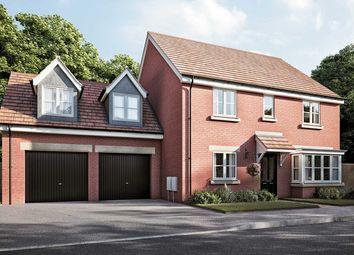 """5 bed detached house for sale in """"The Vanbrugh"""" at Smug Oak Lane, Bricket Wood, St.Albans AL2"""