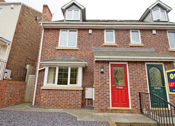 Thumbnail 3 bed town house to rent in Fairfalls Terrace, New Brancepeth, Durham