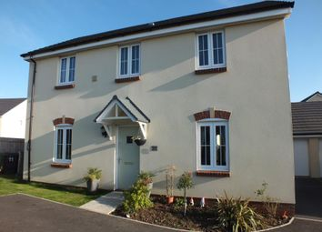 Thumbnail 4 bedroom detached house for sale in Wentworth Close, Hubberston, Milford Haven