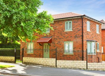 Thumbnail 3 bed detached house for sale in Woodfield Road, Harrogate