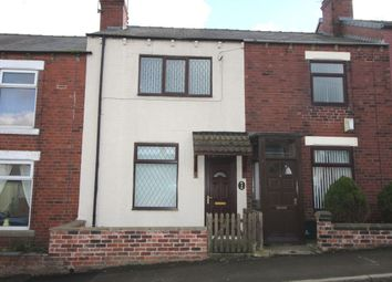 Thumbnail 2 bed terraced house to rent in Hilton Street, Askern, Doncaster