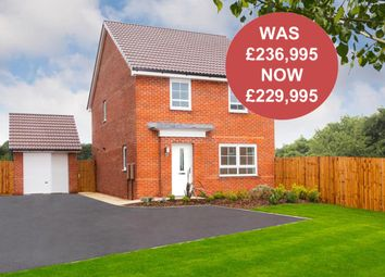 """Thumbnail 4 bed detached house for sale in """"Chester"""" at Holme Way, Gateford, Worksop"""