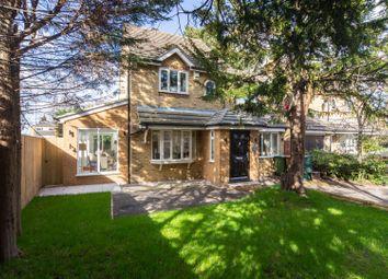 Thumbnail 3 bed detached house for sale in Brambleacres Close, Sutton