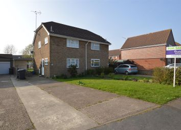 Thumbnail 3 bed semi-detached house for sale in Nelson Road, Wouldham, Rochester