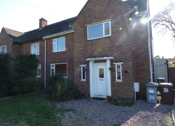 Thumbnail 4 bed semi-detached house for sale in Campden Green, Solihull