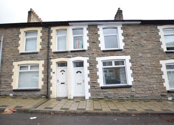 Thumbnail 3 bed terraced house for sale in Melin Street, Cwmfelinfach, Newport
