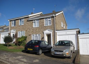 Thumbnail 3 bed detached house to rent in Sherbourne Road, Colchester