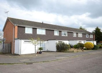 Thumbnail 3 bedroom end terrace house for sale in Sherbourne Drive, Woodley, Reading