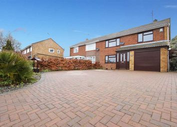 Thumbnail 3 bed semi-detached house for sale in Orwell View Road, Shotley, Ipswich