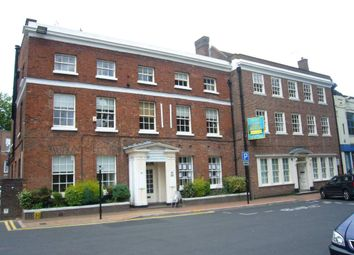 Office to let in Queens Gardens Business Centre, 31 Ironmarket, Newcastle-Under-Lyme, Staffordshire ST5