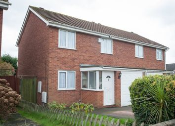 Thumbnail 3 bed semi-detached house for sale in Hurstwood Road, Erdington, Birmingham