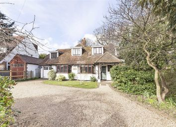Thumbnail 4 bed detached house for sale in Lower Hampton Road, Sunbury-On-Thames