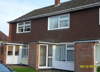 Thumbnail 2 bed terraced house to rent in Garden Close, Bungay, Suffolk