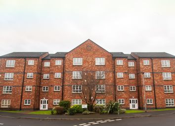 Thumbnail 2 bed flat for sale in Thomas Brassey Close, Hoole