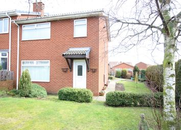 Thumbnail 3 bed semi-detached house for sale in Littondale, Worksop