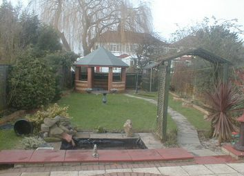 Thumbnail 1 bedroom semi-detached house to rent in Monmouth Avenue, South Woodford