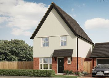 Thumbnail 3 bed detached house for sale in Poppy Way, Gislingham